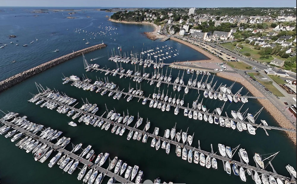 Port tr beurden 22 informations maritimes sur le port for Le jardin de plaisance 87