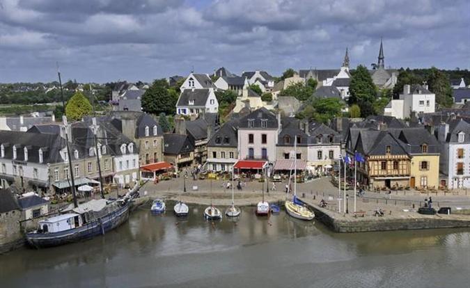 Port auray saint goustan 56 informations maritimes for Piscine auray