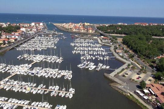 Port anglet brise lames 64 informations maritimes sur le port de plaisance - Office de tourisme cap breton ...