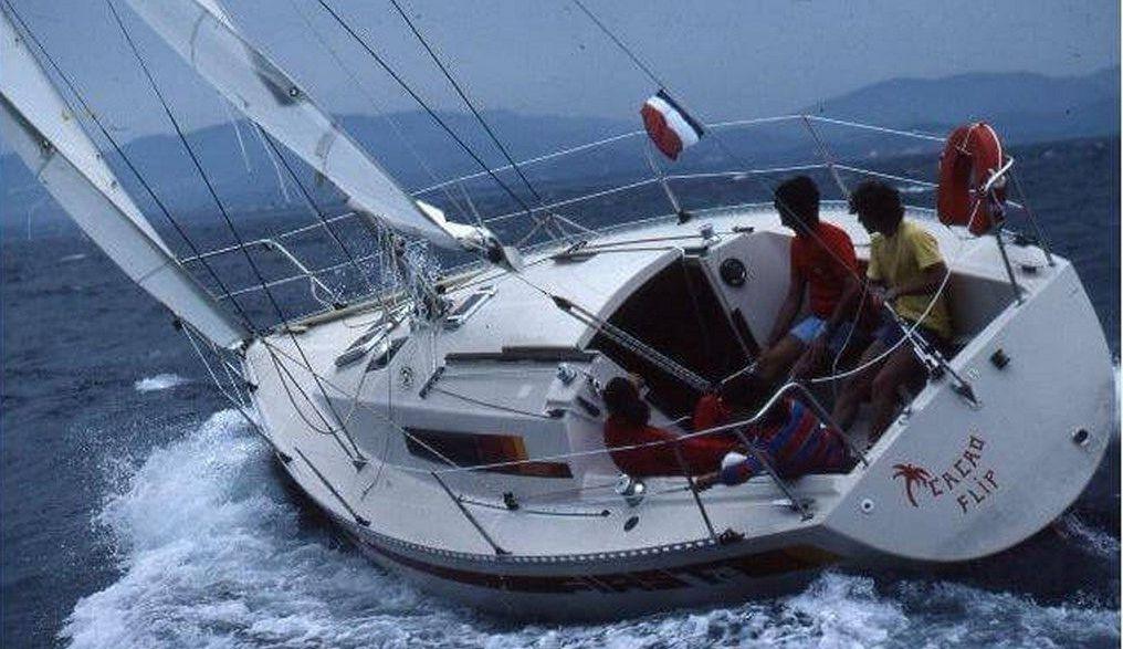 sangria  le voilier croiseur icone des seventies