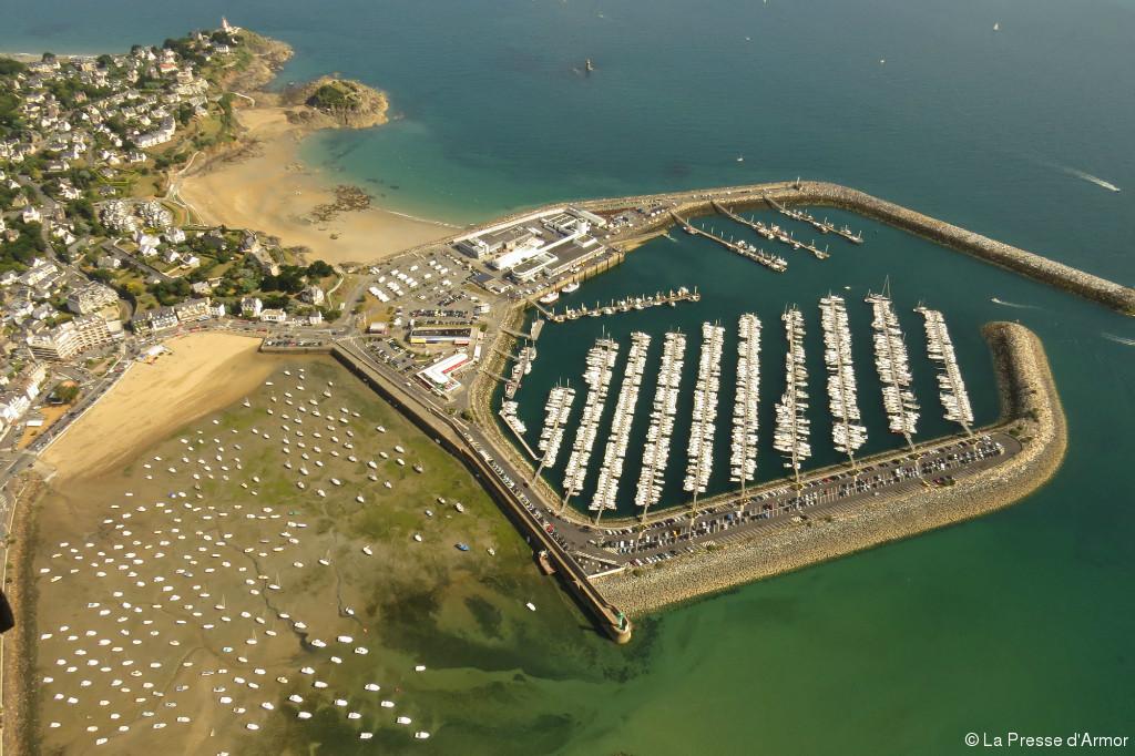 Port dahou t 22 informations maritimes sur le port de - Port de saint quay portrieux ...