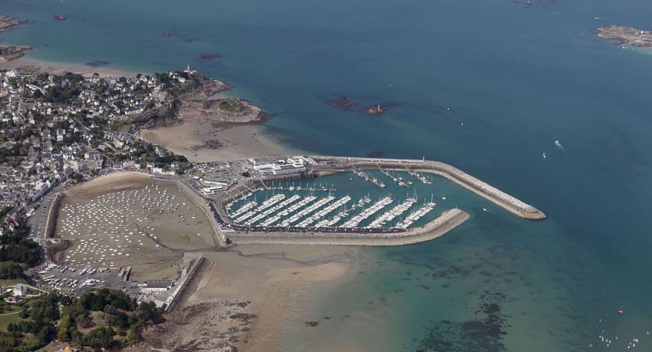 Port binic 22 informations maritimes sur le port de - Office du tourisme saint quay portrieux ...