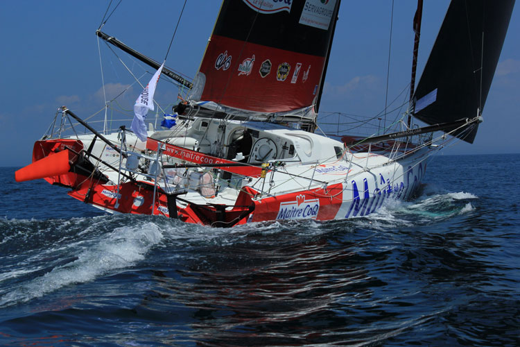 voilier IMOCA Multiple