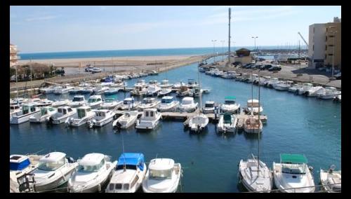 Port narbonne plage 11 informations maritimes sur le port de plaisance - Port de plaisance le crouesty ...