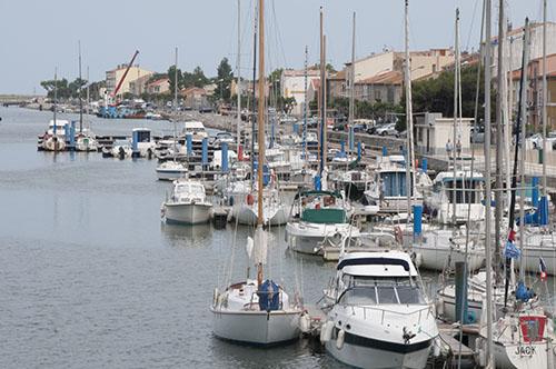 Port port leucate 11 informations maritimes sur le port de plaisance - Port leucate office du tourisme ...