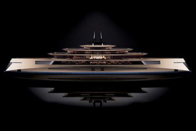 Le superyacht Symmetry