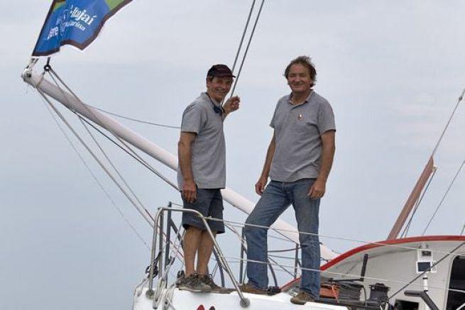 Marc Guillemot et Betrand de Broc