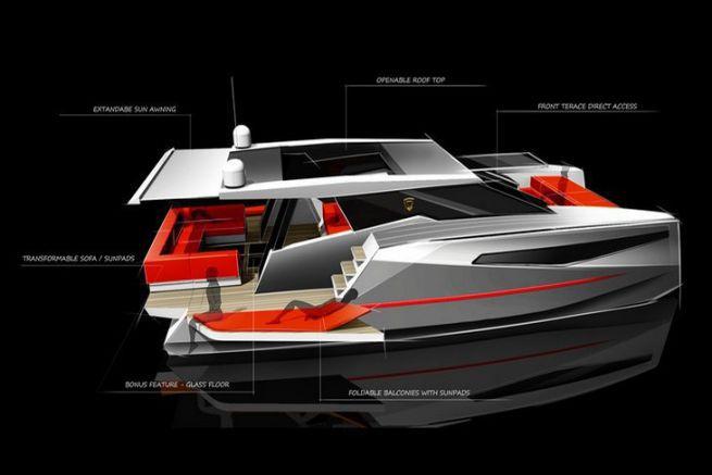 Code Breaker, un tender catamaran révolutionnaire