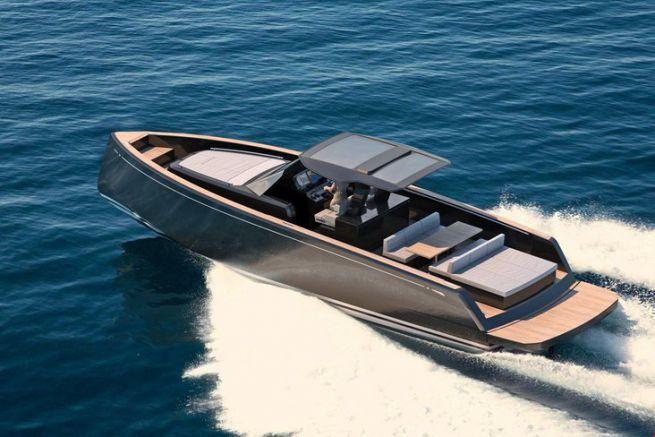Le Pardo 43, du chantier Pardo Yachts
