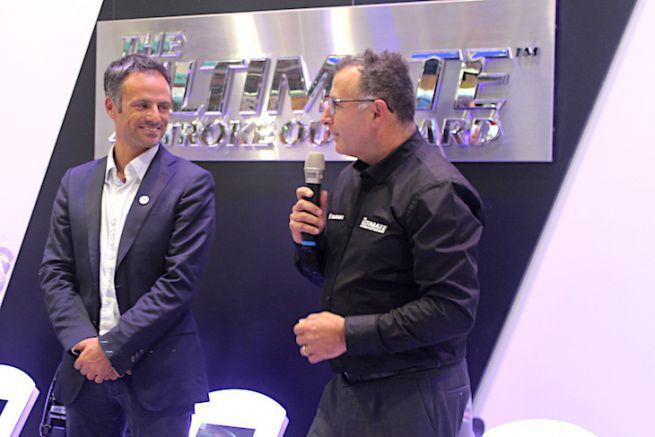 Franck Cammas et Christophe Vassas partenaires pour la prochaine Coupe de l'America