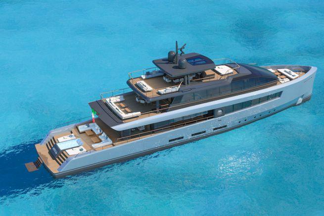 Le superyacht Abaco